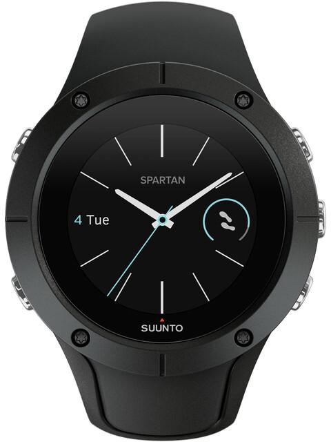 Suunto Spartan Trainer HR GPS Sport Watch Black